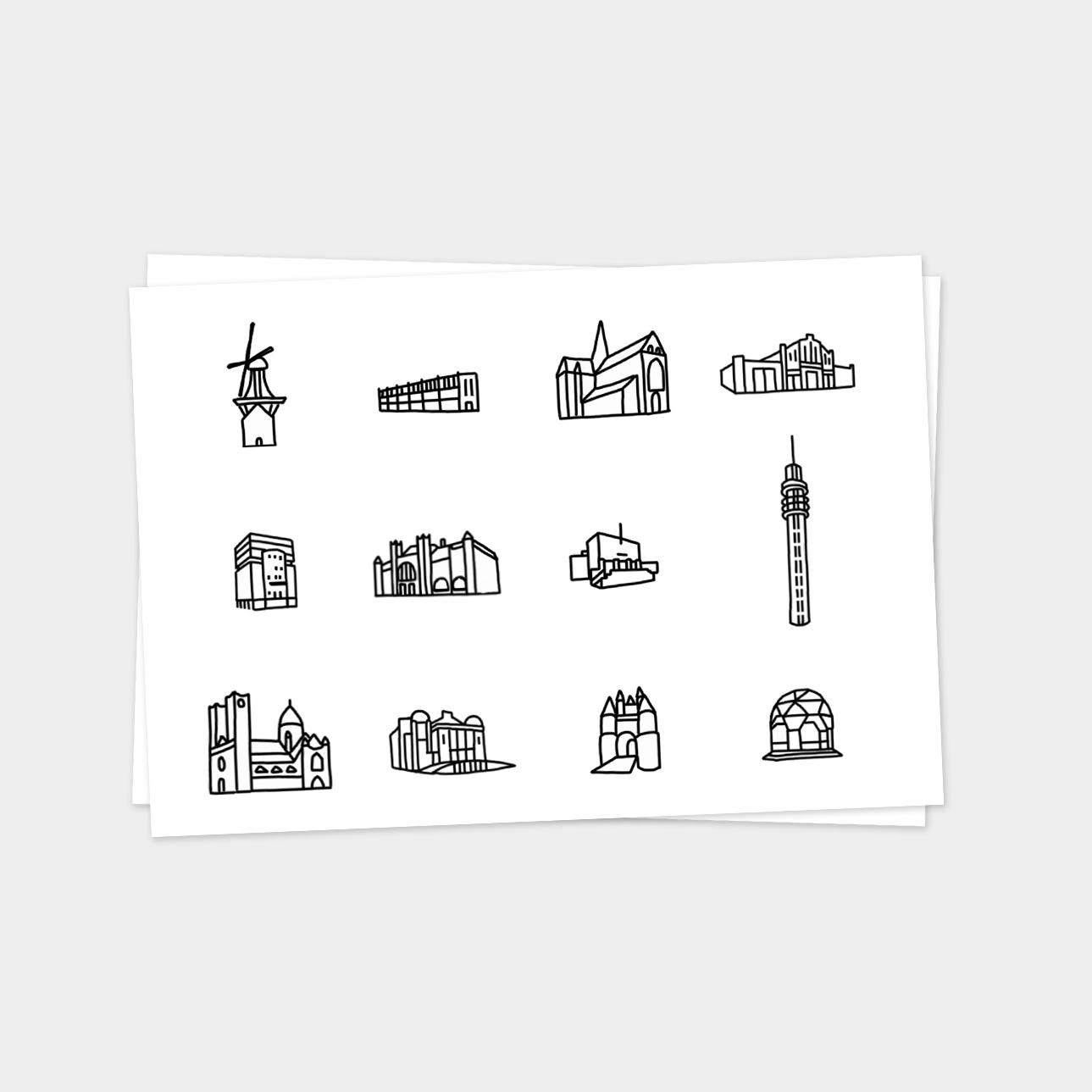 Iconen Monumenten Haarlem