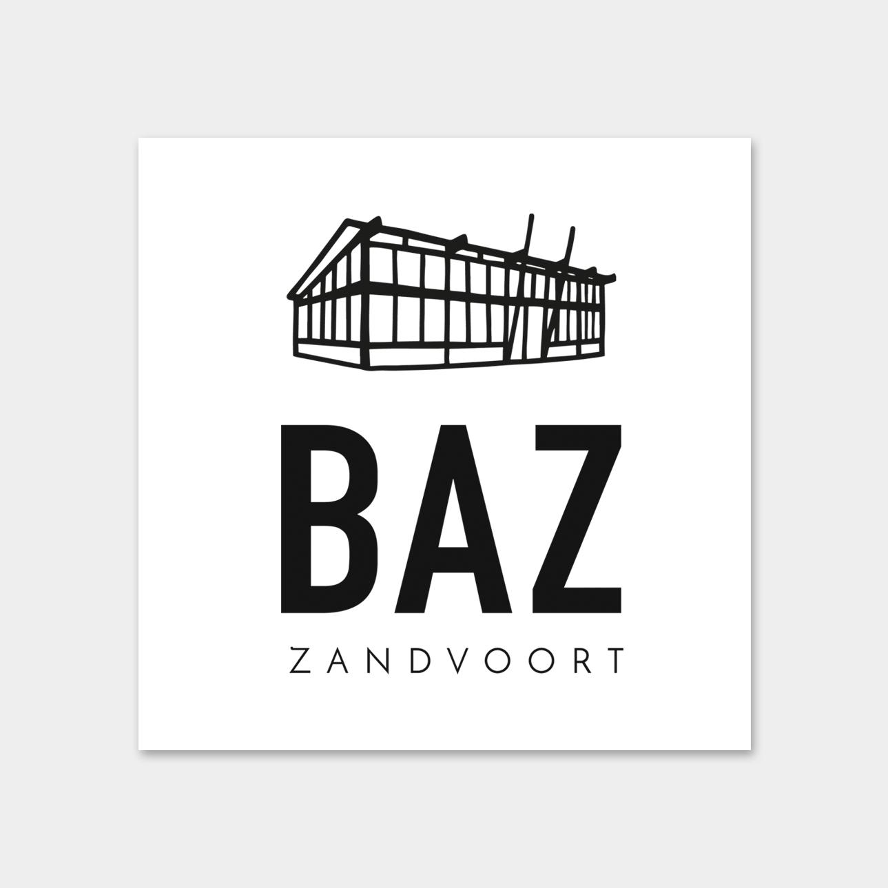 Ontwerp Logo BAZ