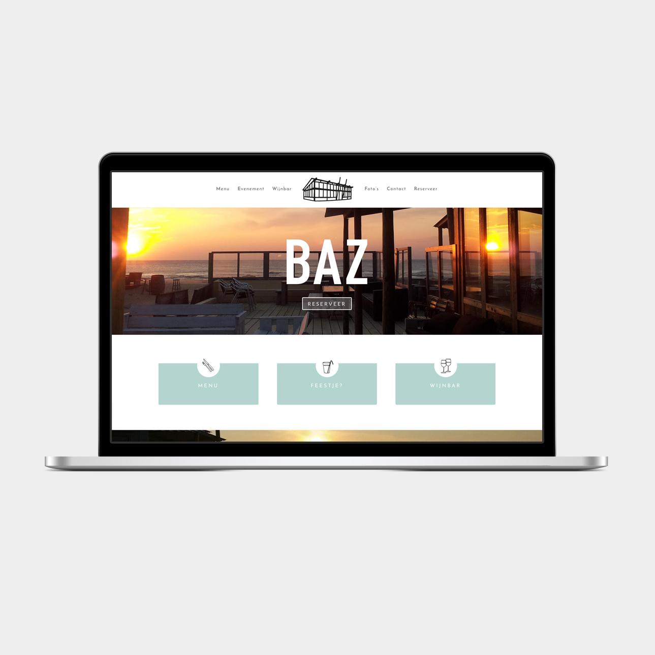 Webdesign BAZ
