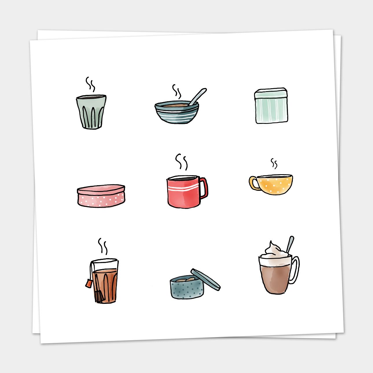 Iconen-koffie-thee-koek