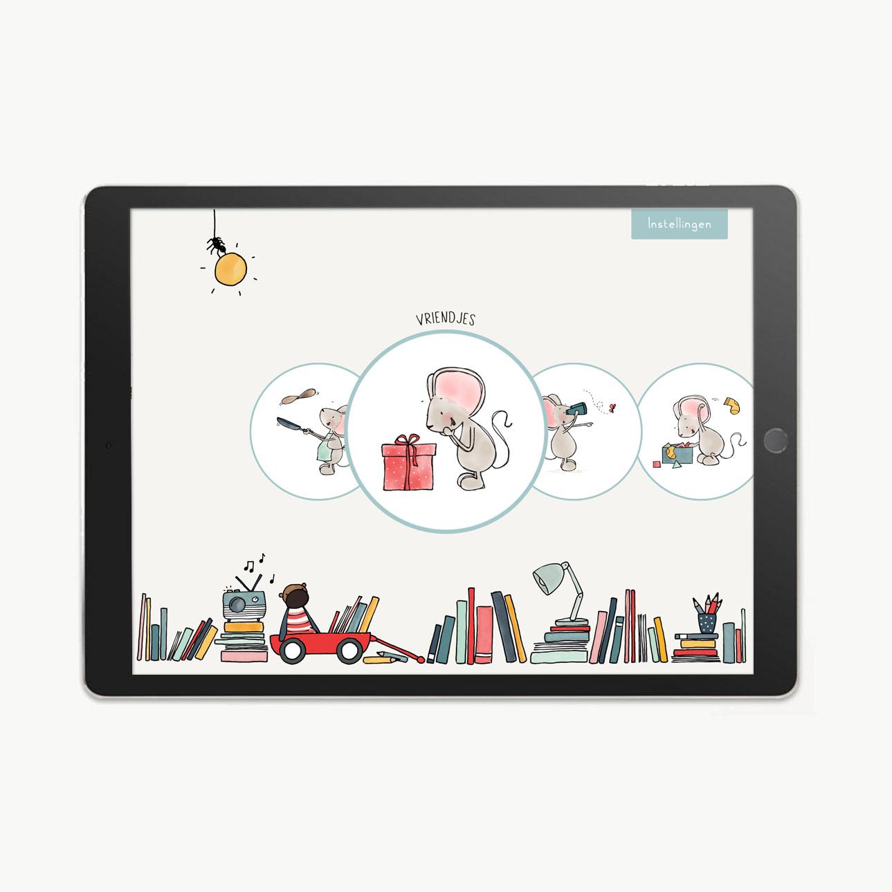 app-design-thuis-bij-muis-lezen