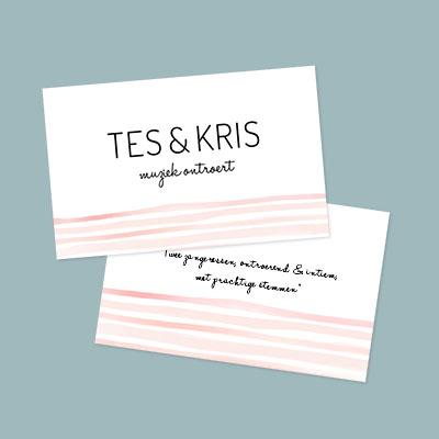 Tes & Kris