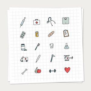 Medische iconen